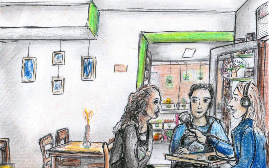 Campillo, quand l'épicerie locale rencontre le café culturel