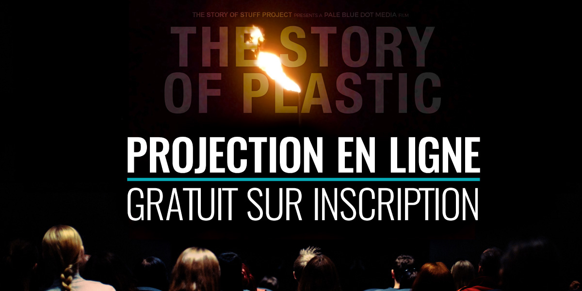 Projection & table ronde en ligne «The Story of Plastic»