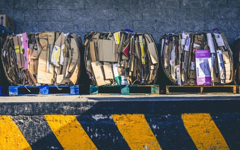 La production de déchets ménagers sur Toulouse Métropole en 2019
