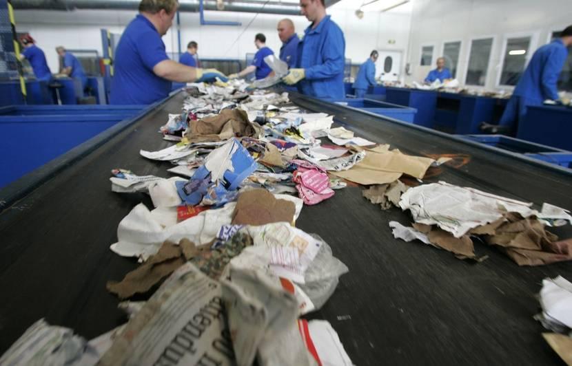 Le recyclage des déchets toulousains en 2019